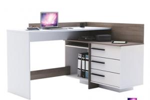 komódos íróasztal