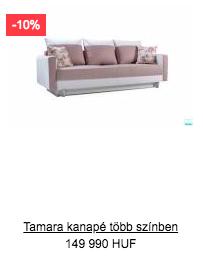 tamara kanapé
